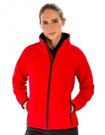 Ladies` Printable Soft Shell Jacket